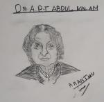 Anantharaman-T-G-Artwork-1-Dr-APJ-Abdul-Kalam-Drawing
