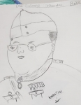 Anantharaman-T-G-Artwork-2-Subhash-Chandra-Bose-Drawing