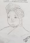 Anantharaman-T-G-Artwork-4-Swami-Vivekananda-Drawing