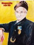 Bhagavathy-Raja-Artwork-Raja-Ravi-Varma-Portrait-Painting