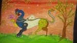 Deepika-Artwork-2-Modern-Art-Painting