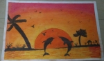 Siva-Bhargavi-Artwork-1-Seascape-Painting