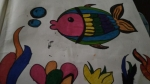 Siva-Bhargavi-Artwork-4-Fish-Painting