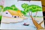 Habiba-Arshiya-Khan-Artwork-5-Landscape-Drawing