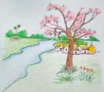 Habiba-Arshiya-Khan-Artwork-6-Landscape-Painting