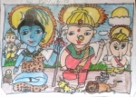 Hanshal-Banawar-Artwork-4-Lord-Shiva-family