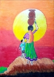 Himanshu-Sethia-Artwork-1-Lady-with-Pot