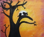 K-Madhusri-Artwork-4-Birds-Drawing