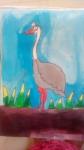 Akshadha-Radha-Artwork-Crane