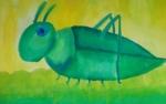 Akshadha-Radha-Artwork-GrassHopper
