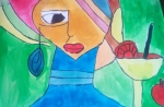Akshadha-Radha-Artwork-Little-Girl