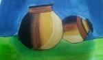 Akshadha-Radha-Artwork-Pots