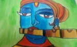 Akshadha-Radha-Artwork-SriKrishna