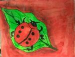 Kaneena-Jain-Artwork-5-Lady-Bug-Painting
