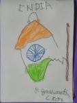 R-Jashwanth-Art-Work-1-Gandhiji-India-Flag