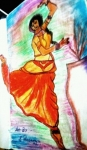 S-Sivaprasanniya-Artwork-2-Dancer-Drawing