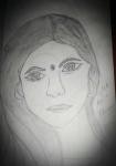 S-Sivaprasanniya-Artwork-3-Lady-Drawing