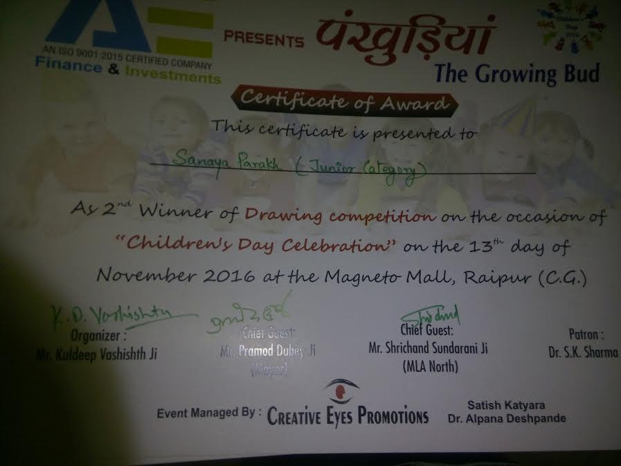 sanaya-certificate1