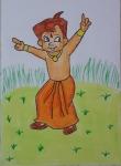 Satvik-Sriram-Artwork-3-Chota-Bheem