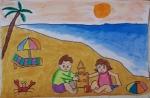 Satvik-Sriram-Artwork-5-Beach