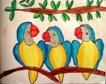 Shlok-Sethia-Artwork-4-Macaws