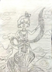 Shreyas-Artwork-6-SriKrishna-Drawing