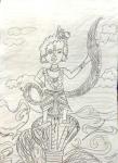 Shreyas-Artwork-6-SriKrishna-Drawing
