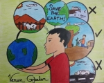 Varun-Gopalan-Artwork-8-Save-Earth-Painting