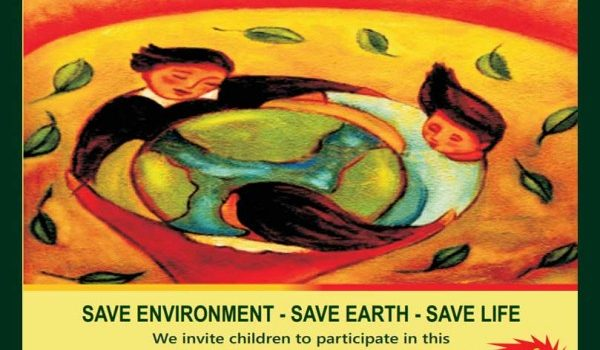 Nazariya Children's National Level Painting Competition on Environment 2020