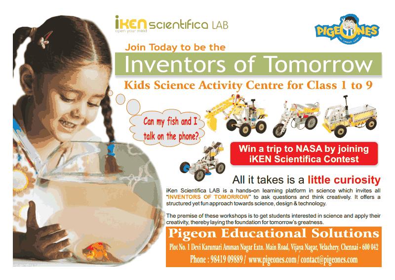 Iken Scientifica Lab – Science Activity Centre