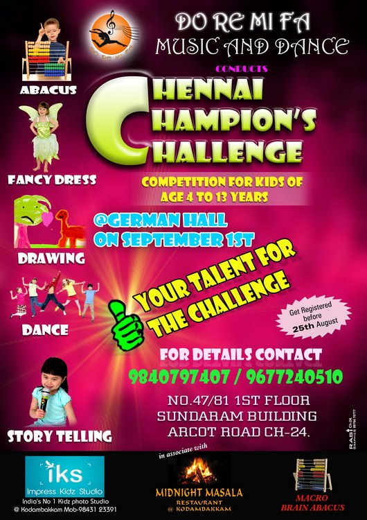 chennai champion