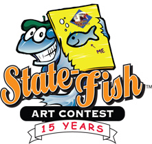 State Fish Art Contest 2014