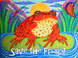 SAVE THE FROGS! is an international team of scientists, educators