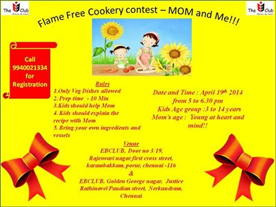 Cookery contest