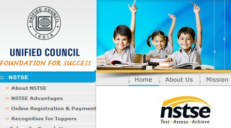 National Level Science Talent Search Examination (NSTSE) by Unified Council