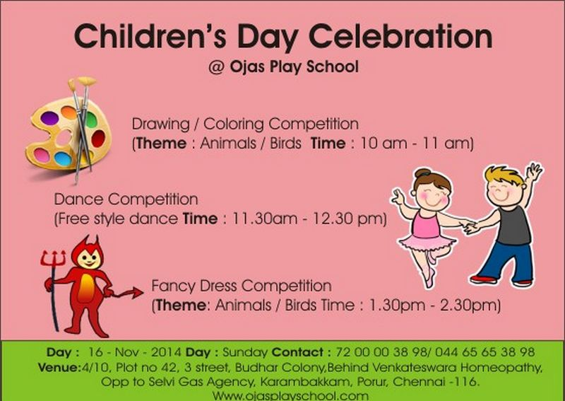 Fancy Dress | Kids Contests