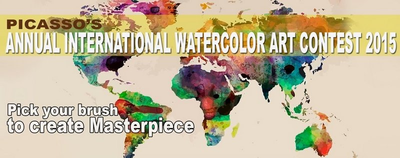 Watercolor Contest 2015