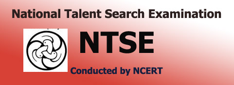 National Talent Search Exam by NCERT
