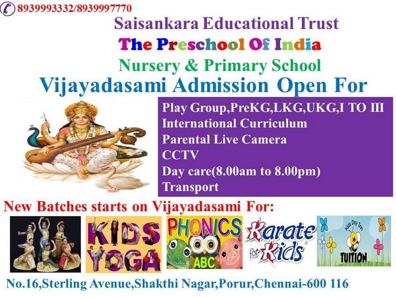 preschool-vijayadasami