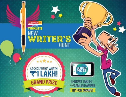 tinkle-writers-hunt