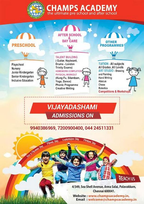 champs-academy-vijayadasami