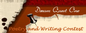 Dream Quest One Poetry & Writing Contest – Summer 2016