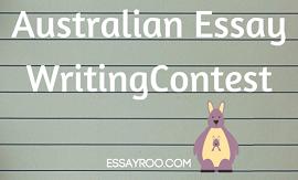 EssayRoo Australian Writing Contest