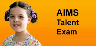 AIMS Talent Exam 2017