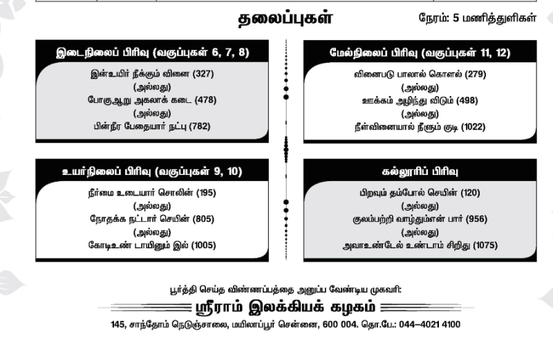 topics-for-thirukkural-elocution-shriram-chits
