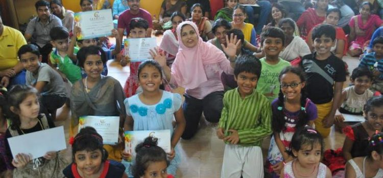 Results of  Story Telling Session & Contest by Catalyst