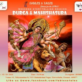 Dussehra Special Weekend Storytelling Session for Children