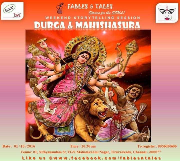 durga-and-mahishasura-story-telling