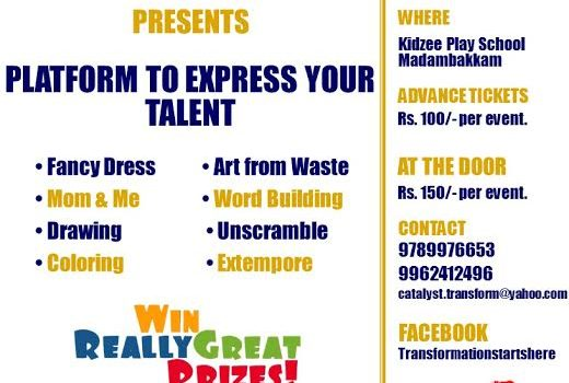 Platform to EXPRESS Your Talent by Catalyst