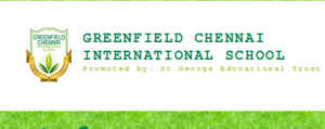Greenfield Chennai International School Admission 2017-18